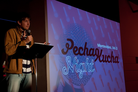 PECHA KUCHA NIGHT, MONTEVIDEO VOL.3
