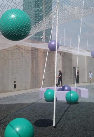 2010年现代艺术博物馆 PS1青年建筑师项目