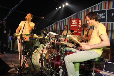 SONAR 2010