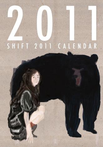 SHIFT 2011 CALENDAR