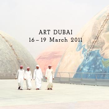 ART DUBAI 2011