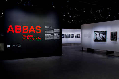 ABBAS, 45 YEARS IN PHOTOGRAPHY