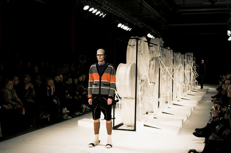 Copenhagen Fashion Week AW12