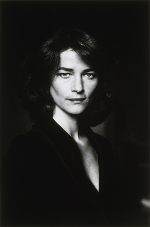 Charlotte Rampling - Paris 1986 © Alice Springs