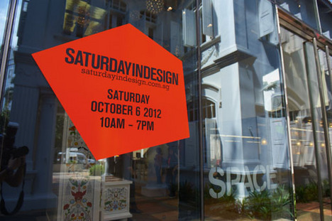 SATURDAY INDESIGN 2012
