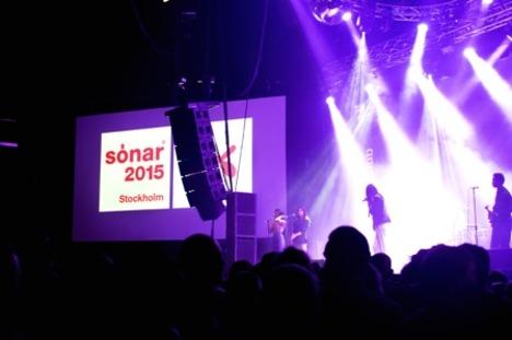 SONAR STOCKHOLM 2015
