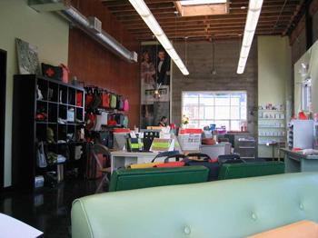 OFFICE store interiors