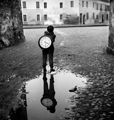 © Piergiorgio Branzi. Comacchio 1956