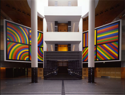 The San Francisco Museum of Modern Art, Haas Atrium; © SFMOMA, photo by Richard Barnes
