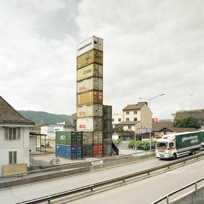 Architect: Annet te Spillmann /Harald Echsle, Zurich