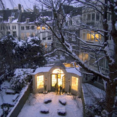 Huis Marseille, The Garden, Winter 2004-2005
