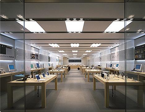 © Apple Store Sapporo
