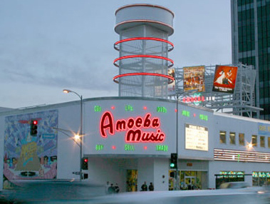 © AMOEBA MUSIC Hollywood