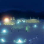 TOMAMU Ice Village