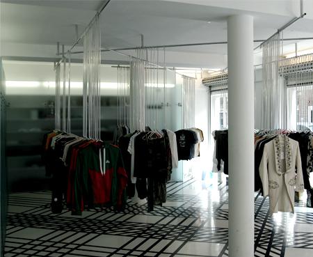 Concrete Stores Amsterdam Den Haag