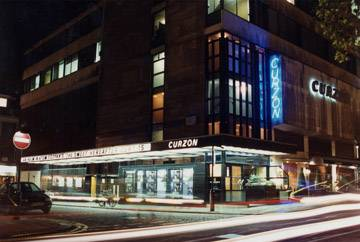 © CURZON CINEMAS MAYFAIR