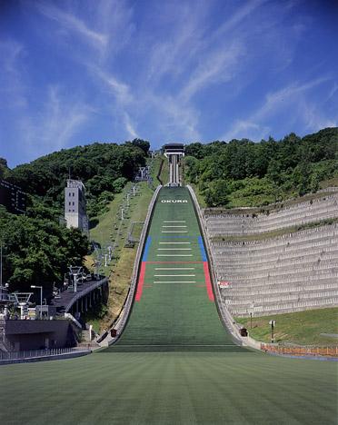 © Okurayama Jump Stadium