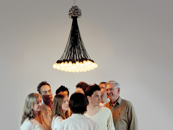 85 Lamps by Rody Graumans © Droog