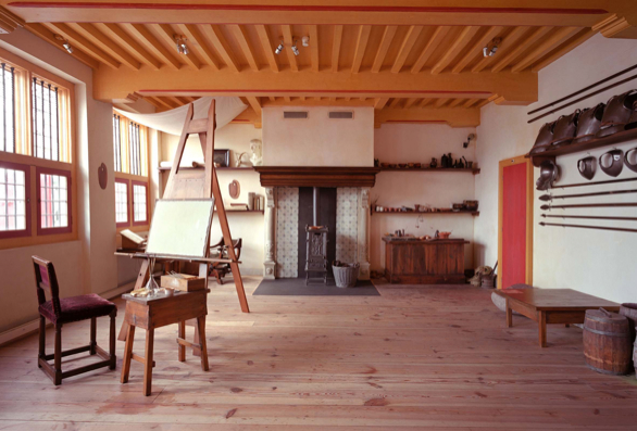 © The Rembrandt House Museum