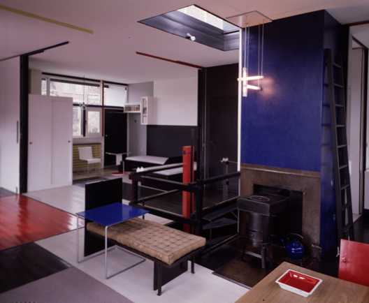 Photo: Ernst Moritz © Rietveld Schröder House
