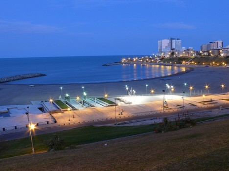 Mar del Plata, Photo: <a href=http://www.flickr.com/photos/26160403@N02/ target=new>Dr. Pablo Gonzalez</a>