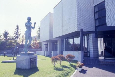 © Hongo Shin Memorial Museum of Sculpture, Sapporo