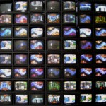 Nam June Paik Video Installation