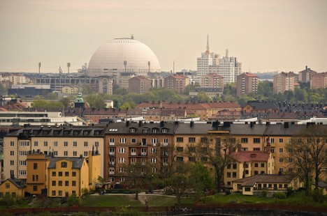 Globen, Photo: Benoît Derrier