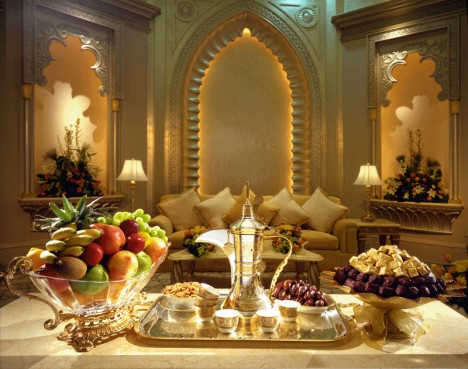 © Emirates Palace Hotel