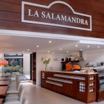 La Salamandra Dulce de Leche and Mozzarella bar
