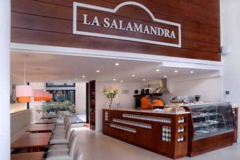 © La Salamandra Dulce de Leche and Mozzarella bar