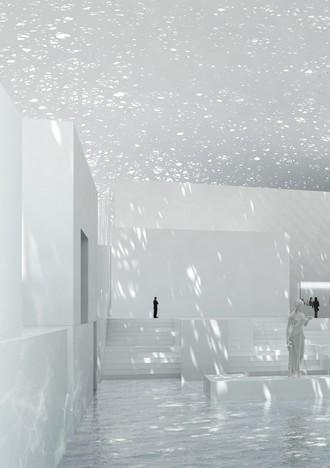 © Louvre Abu Dhabi