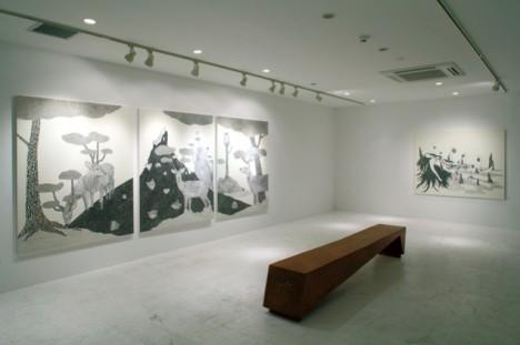 Daisuke Nagaoka Exhibition view © hpgrp GALLERY TOKYO