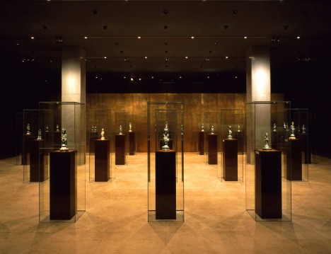 The Gallery of Horyuji Treasures © The Tokyo National Museum