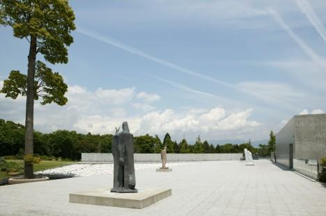 Vangi Sculpture Garden Museum © Clematis no Oka