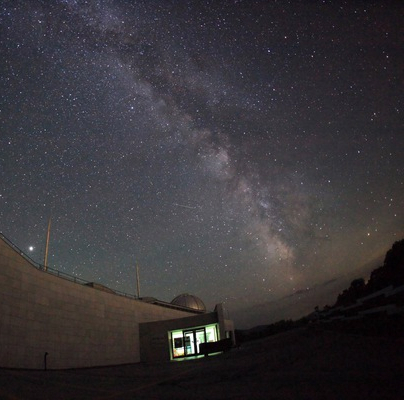 © Rikubetsu Astronomical Observatory