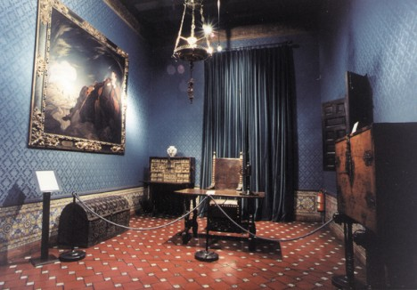 © Enrique Larreta Museum