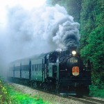 Steam Locomotive Niseko