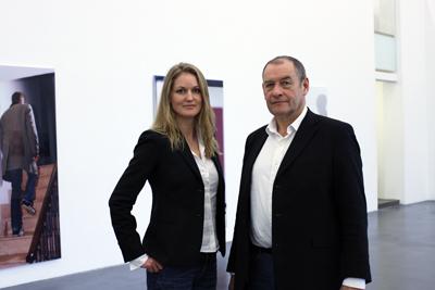 Sara Sandström Nilsson & Stefan Andersson - Directors & Owners © Galleri Andersson/Sandström