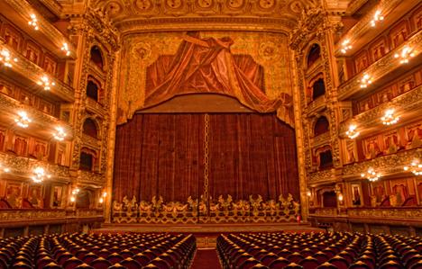 © Teatro Colon