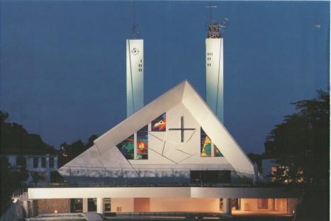 © Yamaguchi Catholic Church