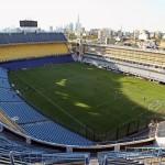 La Bombonera (Boca Juniors Stadium)