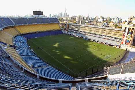 © Prensa Boca Juniors