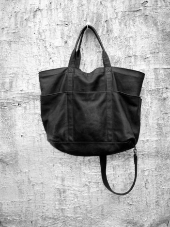Assembly/Makr Carry Goods Leather Utility Bag © Assembly New York