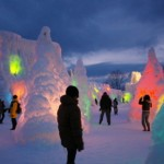 Lake Shikotsu Ice Festival