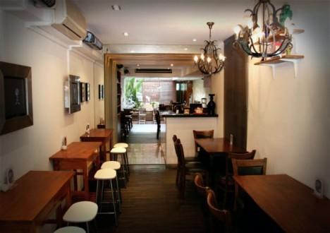 © Vanilla Bar & Café