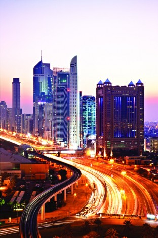 © Fairmont Dubai
