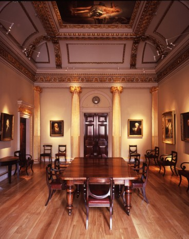 The John Madejski Fine Rooms. The General Assembly Room. Photo: Francis Ware, 2003 © Royal Academy Of Arts London