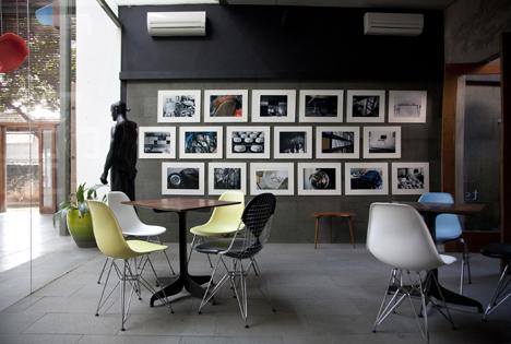 Eams Chair Exhibition © Dia.Lo.Gue