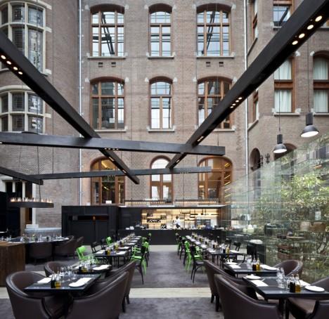 © Conservatorium Hotel Amsterdam